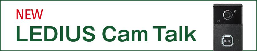 NEW LEDIUS Cam Talk